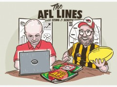 The 2017 AFL Lines – Preliminary Finals